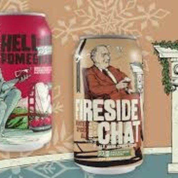 21st Amendment Brewery 21ST Amendment Hell or High Pomegranate *Seasonal Release* (12OZ/6PK CANS)