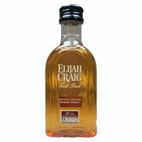 Elijah Craig Elijah Craig Small Batch Bourbon  (50ml)