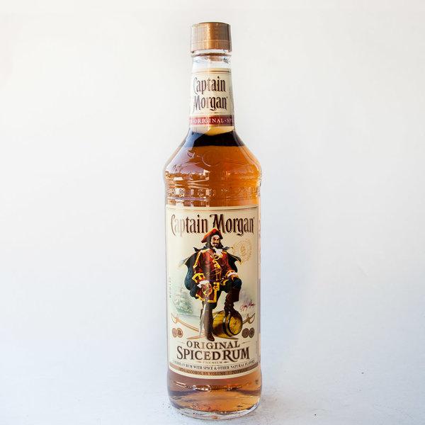 Captain Morgan Captain Morgan Original Spiced Rum (750ml)