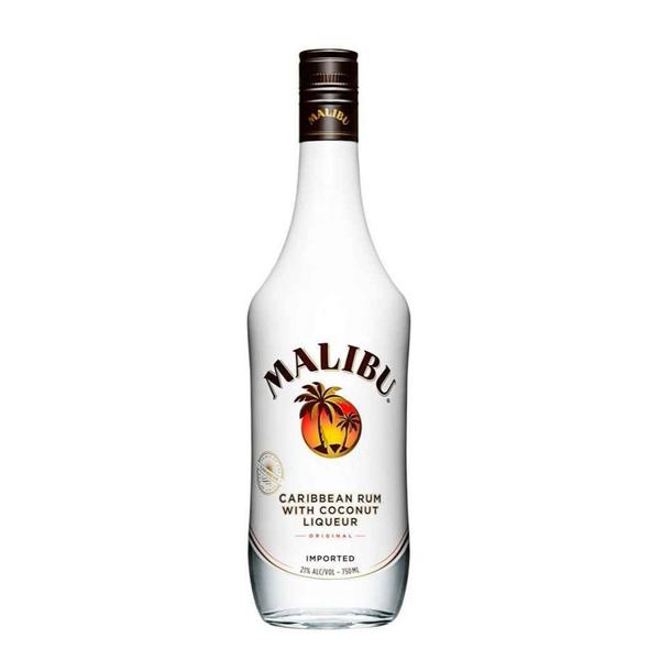 Malibu Malibu Original Caribbean Rum (750ml)