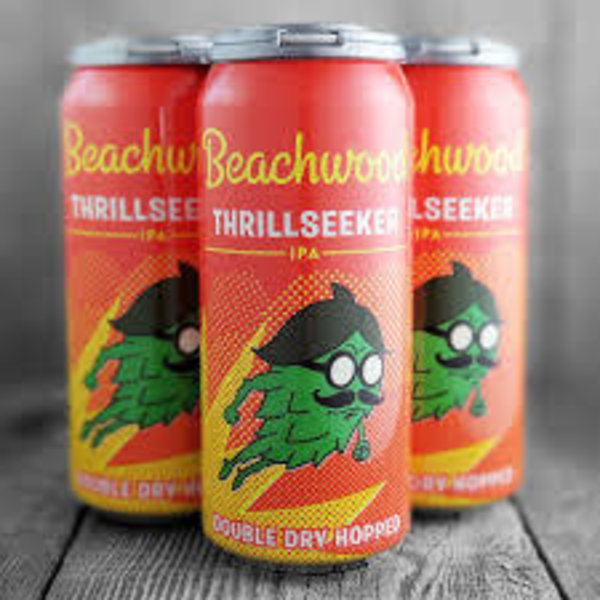 Beachwood Thrillseeker IPA (16oz can)