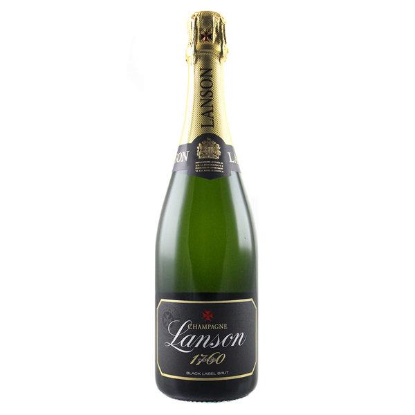 Lanson Champagne Lanson Black Label Brut Champagne (750ml)