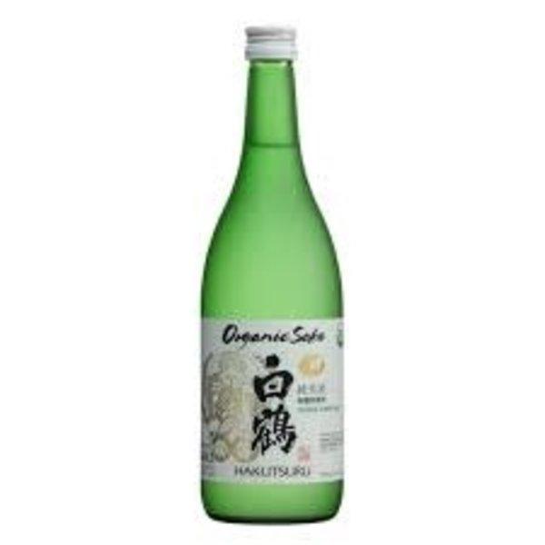 HAKUTSURU Hakutsuru Organic Sake (300ml)