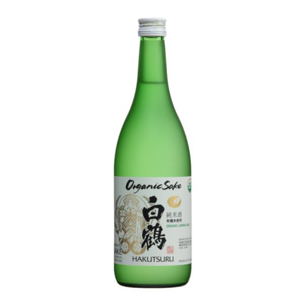 HAKUTSURU Hakutsuru Organic Sake (720ml)
