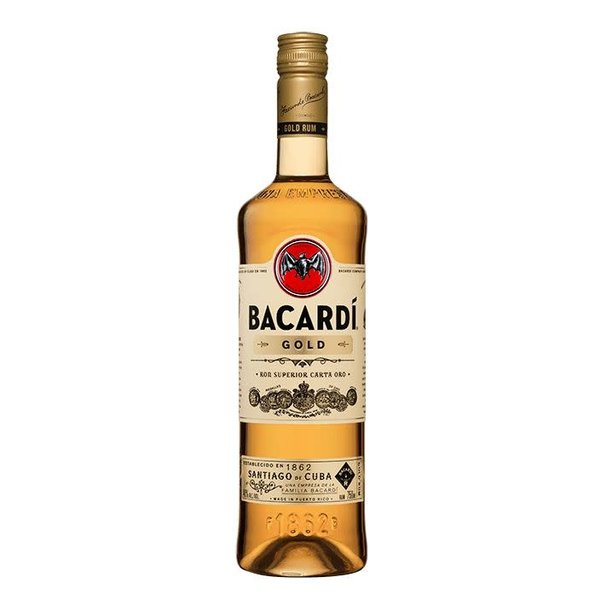 Bacardi Bacardi Gold (200ml)