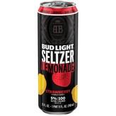 Bud Light Seltzer Lemonade Strawberry (25oz)