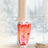 Drinkworks Fireside Collection Pomegranate Elderflower Spritzer (4 Pod Tube)