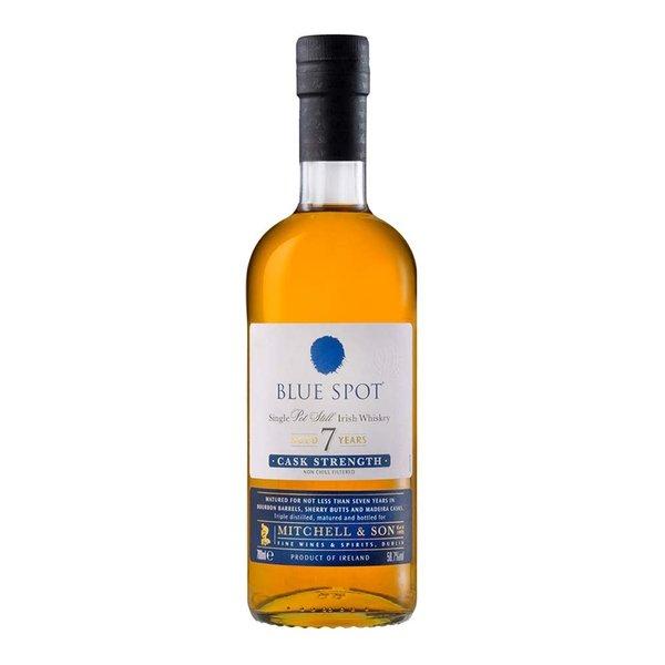 Blue Spot Single Pot Still Irish Whiskey Aged 7 Years (750ml)