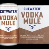 Cutwater Vodka Mule (4pkc/12oz)
