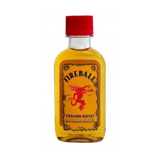 Fireball Fireball Cinnamon Whisky (100ml)