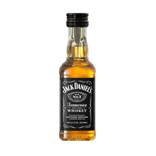 Jack Daniel's Jack Daniel's Tennessee Whiskey (50ml)