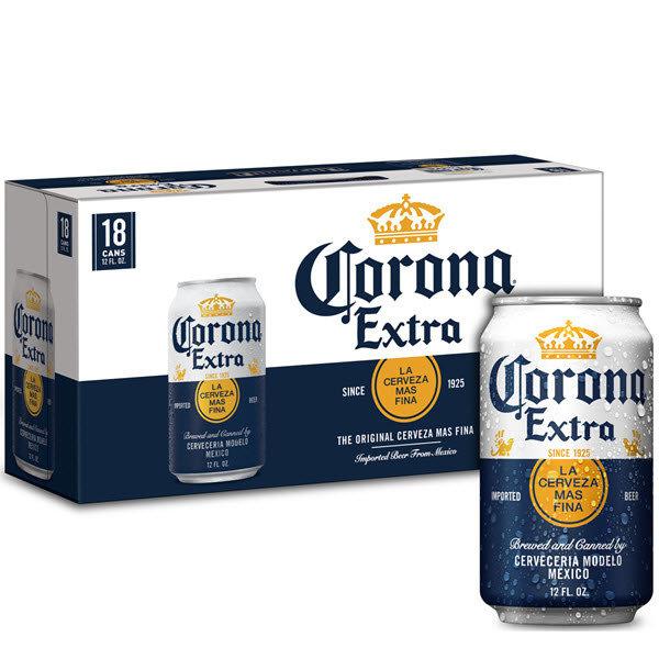 Corona Corona Extra Lager (18pkc/12oz)