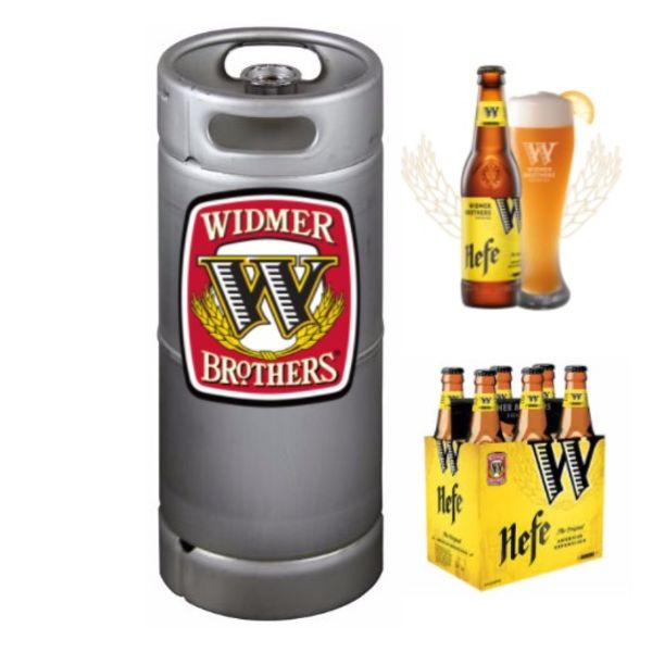 Widmer Brothers Widmer Hefeweizen (5.5 GAL KEG)