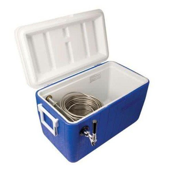 KingKeg Single Jockey Box Rental with CO2