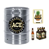 California ACE Pineapple Hard Cider (15.5 GAL KEG)