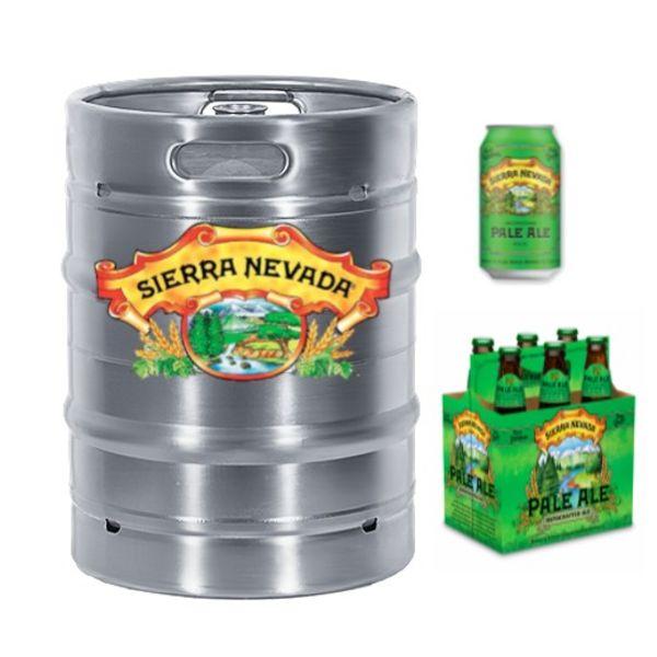 Sierra Nevada Sierra Nevada Pale Ale (15.5 GAL KEG)
