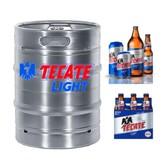 Tecate Tecate Light (15.5 GAL KEG)