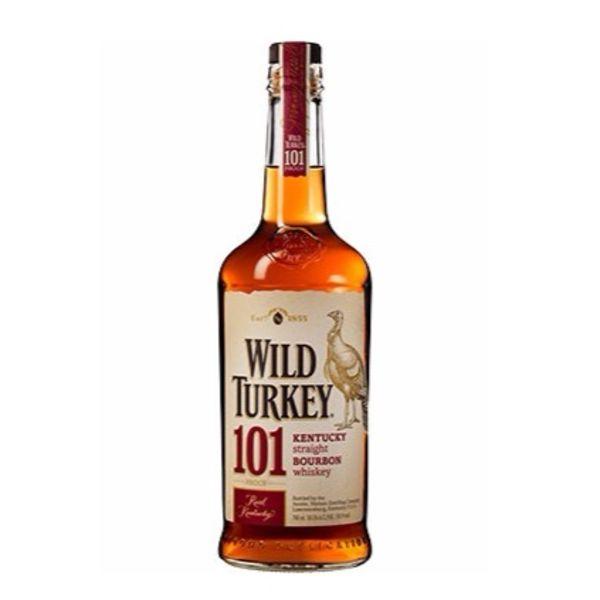 Wild Turkey 101 Bourbon (750ML)