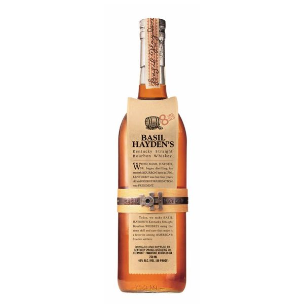 Basil Hayden's Basil Hayden's Bourbon Whisky (750ML)