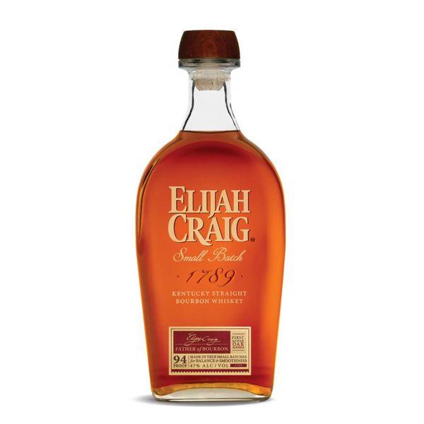 Elijah Craig Elijah Craig Small Batch Bourbon  (750ML)