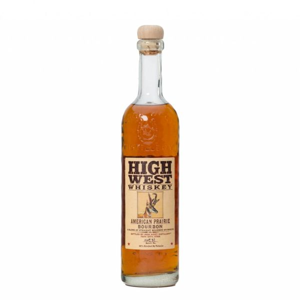 High West High West Whiskey American Prarie (750ML)