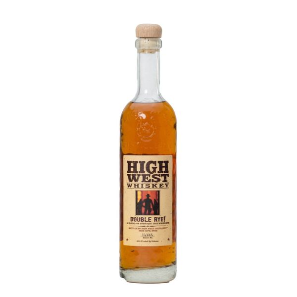 High West High West Whiskey Double Rye (750ml)