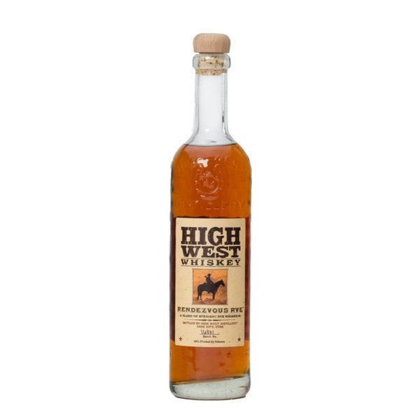 High West High West Whiskey Rendezvous Rye (750ml)