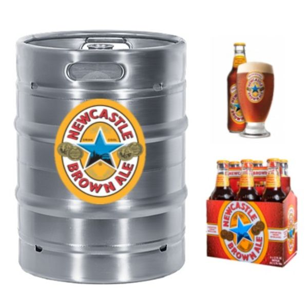 New Castle New Castle Brown Ale (13.2 GAL KEG)