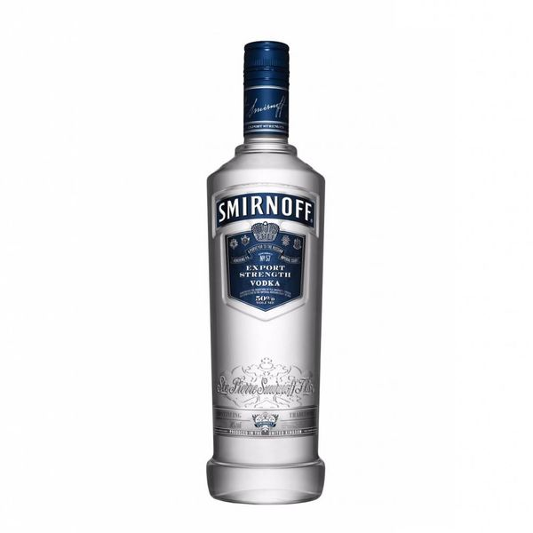 Smirnoff Smirnoff Vodka 100proof Blue