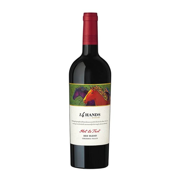 14 Hands 14 Hands Red Blend Hot to Trot (750ML)