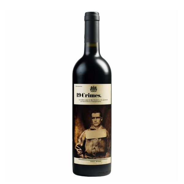 19 Crimes 19 Crimes 2016 Red Wine (750ML)