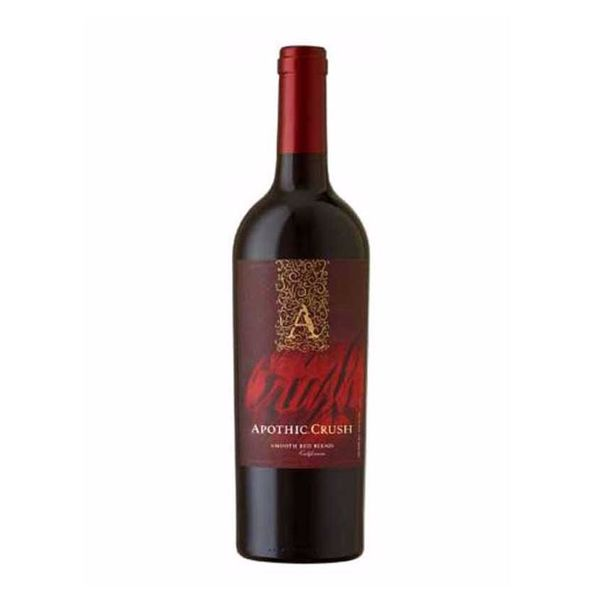 Apothic Wine Apothic Crush Smooth Red Blend (750ML)