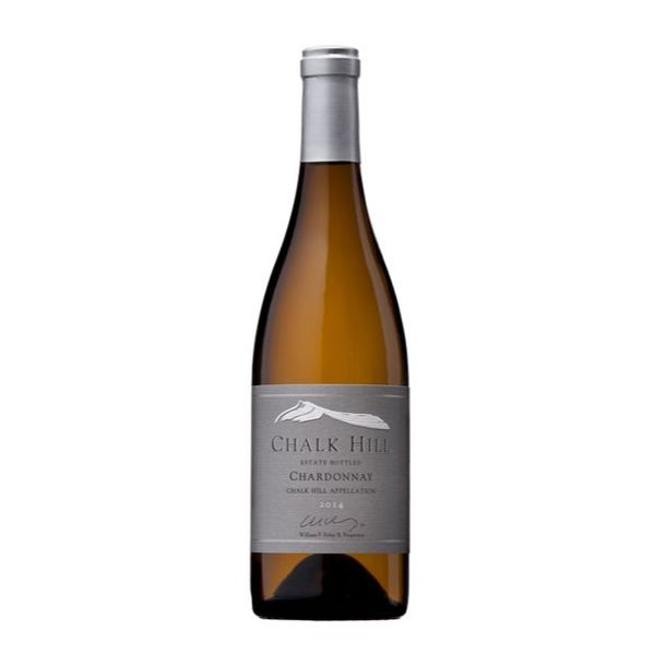 Chalk Hill Chalk Hill Estate Chardonnay 2014 (750ML)