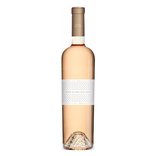 Cristia Cotes de Provence Rose from Riviera with Love (750ML)