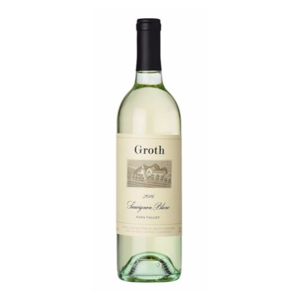 Groth Groth Sauvignon Blanc Napa Valley (750ml)