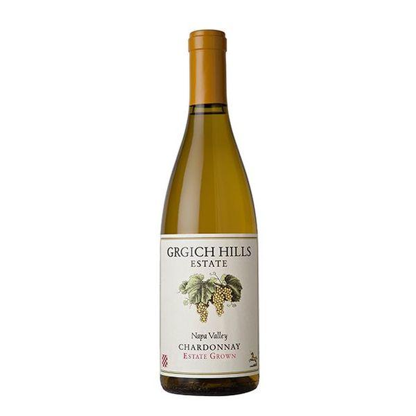 Grgich Hills Estate Napa Valley Chardonnay (750ML)