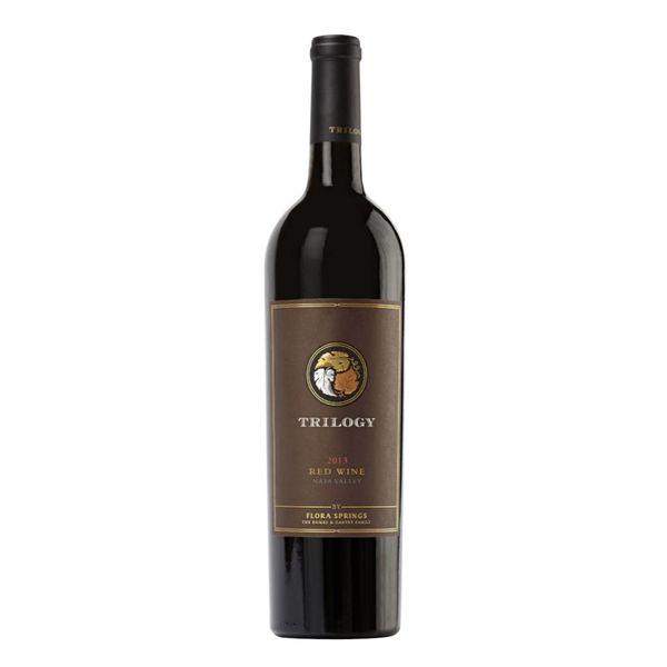 Flora Springs Trilogy Red Wine 2013 (750ML)