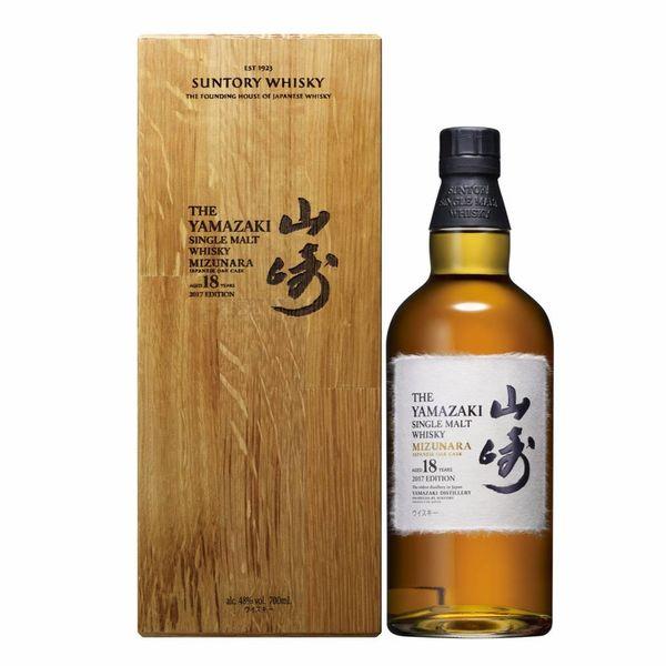 Suntory Suntory Whiskey The Yamazaki Mizura Aged 18 Years