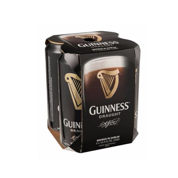 Guinness Guinness Draught (4PK CAN)