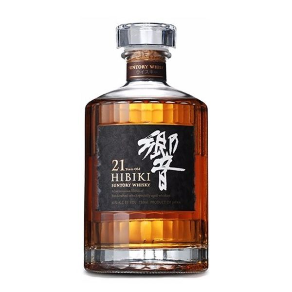 Suntory Suntory Hibiki 21 Years Japanese Whiskey (750ML)