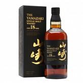 The Yamazaki Suntory The Yamazaki Single Malt 18 Years (750ML)