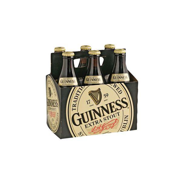 Guinness Guinness Extra Stout (12OZ/6PK BTL)