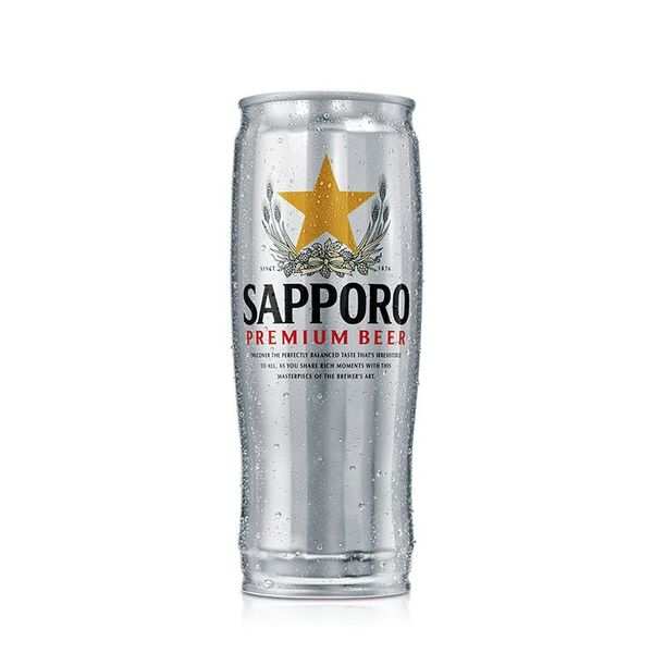 Sapporo Sapporo (22OZ can)