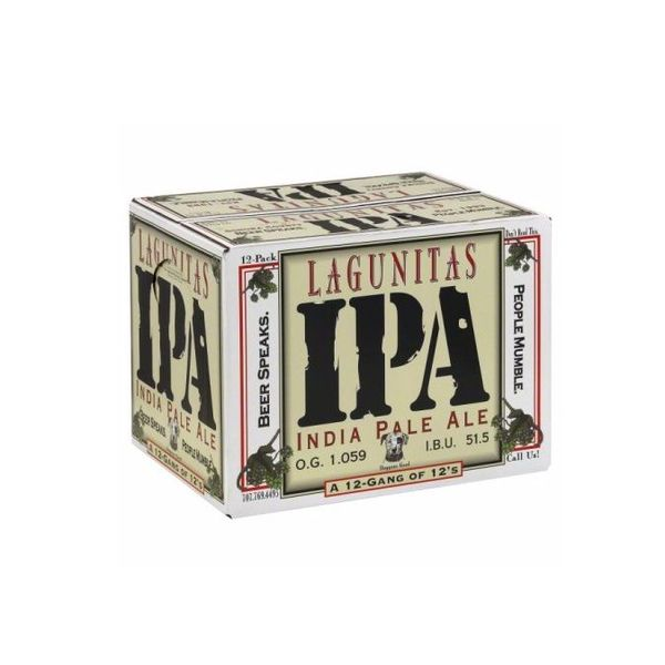 Lagunitas Brewing Company Lagunitas IPA (12pkb/12oz)