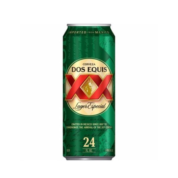 Dos Equis Dos Equis Lager Can (24oz)