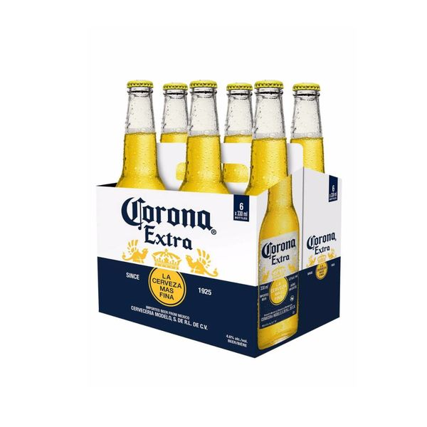 Corona Corona Extra (12OZ/6PK BTL)