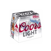 Coors Coors Light (12OZ/12PK BTL)