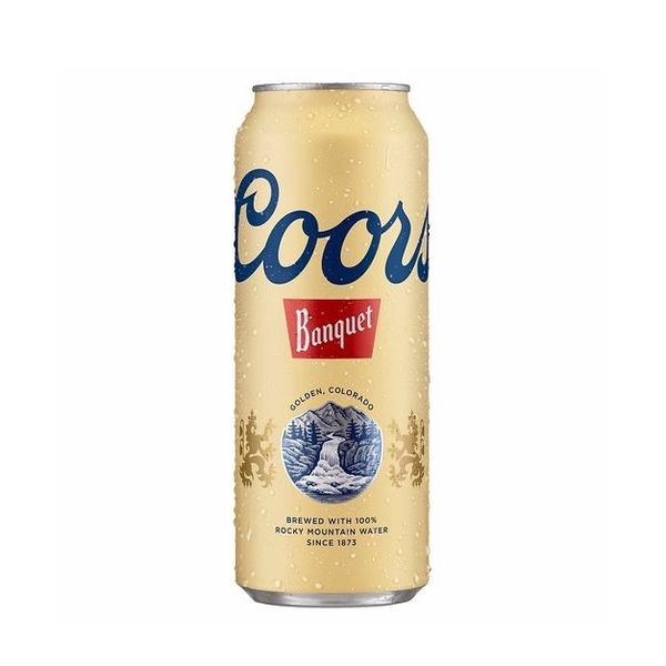 Coors Coors Banquet (24OZ CAN)