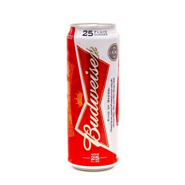 Anheuser-Busch Budweiser (25OZ CAN)
