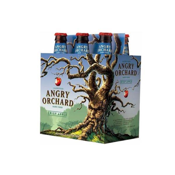 Angry Orchard Angry Orchard Crisp Apple (12PK/6OZ BTL)